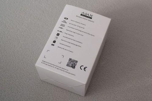 обзор сигнализации ajax starterkit