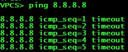 Проверка доступности интернет-ресурса на PC1