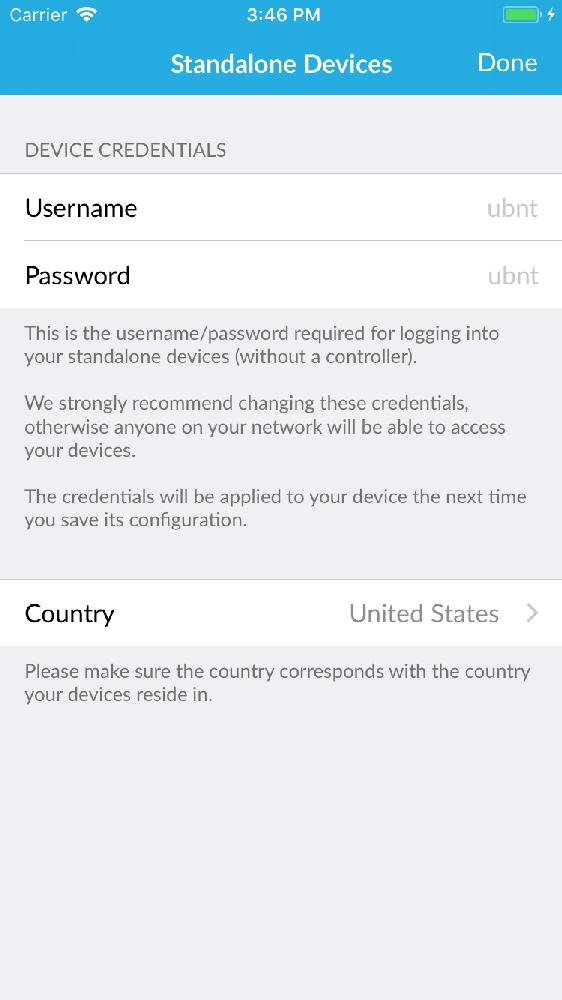 Как работает мобильное приложение для Ubiquiti UniFi