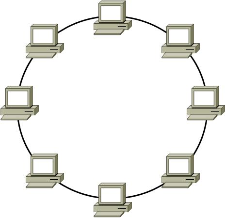 Основные сетевые термины и сетевые модели
