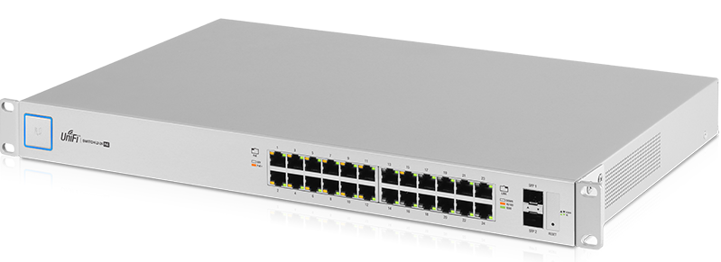 Экспресс-обзор новинок Ubiquiti: Unifi Switch L2 PoE, EdgeRouter 4 и 6, airCube ISP и U-Installer