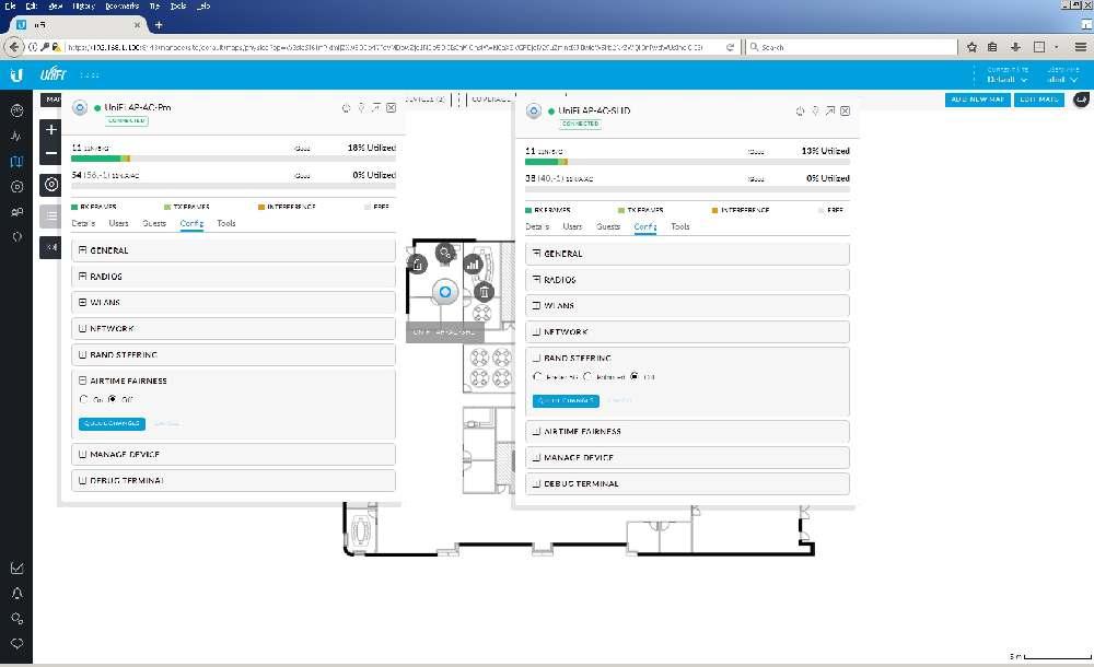 Обзор точки доступа UniFi AP AC SHD ( UniFi AP-AC-SHD )