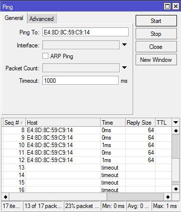 Защита WAN-интерфейса в Mikrotik