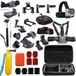 Набор аксессуаров A44 для камер EKEN, GoPro, XIOMI и проч. Артикул: А44