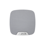 Ajax HomeSiren (цвет белый)