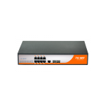 Коммутатор TG-NET P3010M-8PoE-150W