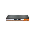 Коммутатор с PoE TG-NET P3018M-16PoE-300W-V3