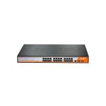 Коммутатор с PoE TG-NET P3026M-24PoE-450W-V3