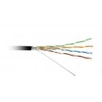 Витая пара UTP cat 5E (CCA, 0.5 mm, 305 m) внешняя прокладка, Atcom AT10699