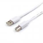 Кабель USB 1.8 m (Am - Bm, феррит), AT3795
