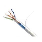 Витая пара FTP cat 5E (CU, 0.5 mm, 305 m) экран медь, Atcom AT3802