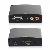 Конвертер VGA -> HDMI (HDV01, Box), AT5271