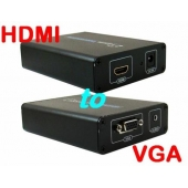 Конвертер HDMI -> VGA (V1009, Box), AT5272
