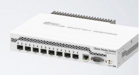 Mikrotik CRS309-1G-8S+PS