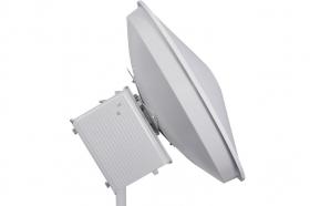 Антенна Cyberbajt DishEter PRO BOX 28 HV 6GHz Precision