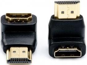 Переходник угловой HDMI(m) - HDMI(f) Atcom AT3804