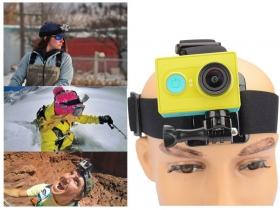 Крепление на голову для GoPro Hero, Eken, GP23
