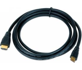 Кабель HDMI Gembird/Cablexpert 3.0м, v1.4 , 19M/19M, черный