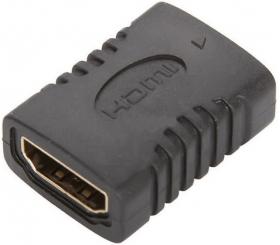 """Сгонка для соединения HDMI-кабелей (HDMI(f) - HDMI(f), """"бочка""""), AT3803"""