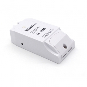 Sonoff TH16A (предохранитель + разъем для датчиков+16А)