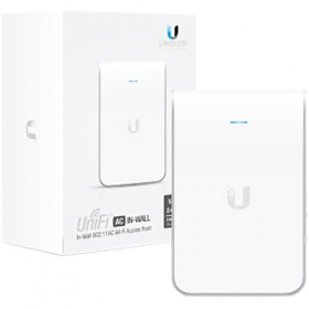 Ubiquiti UniFi AP AC In-Wall Pro (5-pack)