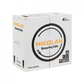 Кабель Nikomax Nikolan 4100A-GY - упаковка