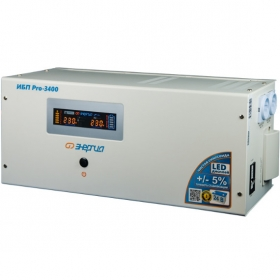 Энергия ИБП Pro-3400