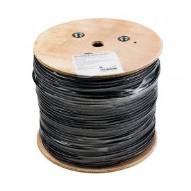 Витая пара FTP cat 5E (CU, 0.5 mm, 305 m) внешняя прокладка PVC+PVE, AT3426