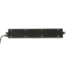 Фильтр-удлинитель Power Cube B 1.9 м 5 розеток (черный) 10А/2,2кВт (SPG-B-6-BLACK)_3