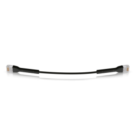 Ubiquiti UniFi Ethernet Patch Cable Black