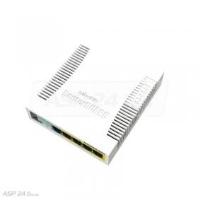 Коммутатор Mikrotik RB260GSP