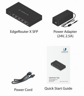Ubiquiti EdgeRouter X SFP
