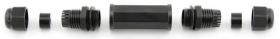 Соединительная муфта RJ45-RJ45 для UTP/FTP/STP кабеля, Cat.5e/6/7, IP68