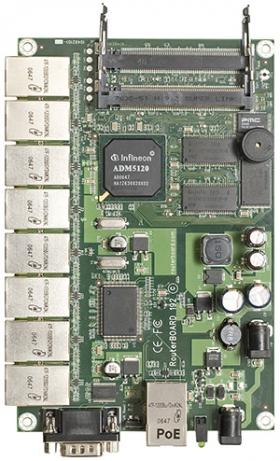 Mikrotik RB493AH