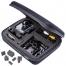 Кейс для камеры GoPro, EKEN и проч. GP110 (большой размер, черный)